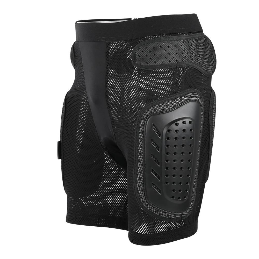 Esqui hip almofada shorts esporte ciclismo hip almofada de proteção ciclismo esqui patins skate protetor almofada do quadril