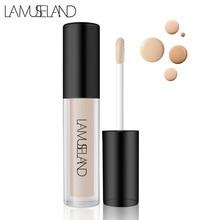 Full Cover 4 Colors Liquid Concealer Makeup 6ml Eye Dark Circles Cream Face Corrector Waterproof Make Up Base Cosmeti недорого