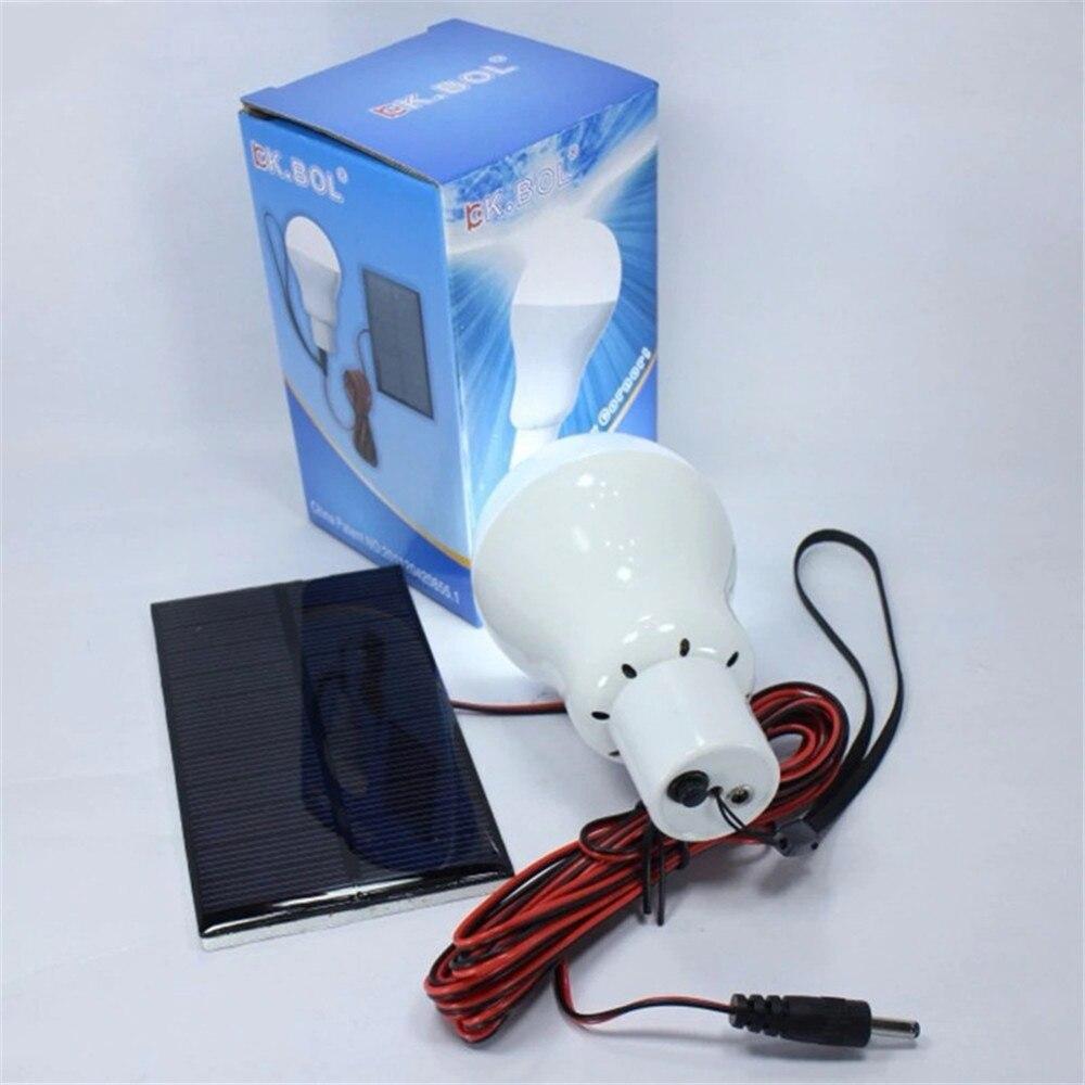 15W 130LM WholeSale Dropshipping MOONBIFFY Solar Power Outdoor Light Solar Lamp Portable Bulb Solar Energy Lamp Led Lighting