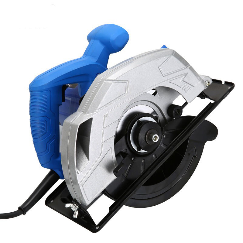 Electric Woodworking Circular Saw 1500W 7 Inch 60mm Multi-function Cutting Machine Household Small Flip Saw Circular