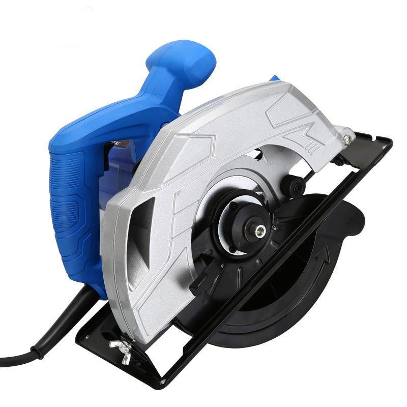 Electric Woodworking Circular Saw 1500W 7 Inch 60mm Multi-function Cutting Machine Household Small Flip Saw Circular