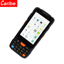 Top Quality 1D 2D QR Laser Code Barcode Scanner Portable Wireless Data Terminal Android 7.0 from CARIBE