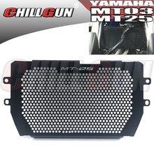 "Dla MT 03 MT03 MT25 MT 25 2015 2020 MT 03 MT 25 15 "" 20 aluminium motocyklowe kratka chłodnicy straż pokrywa ochronna osłona chłodnicy"