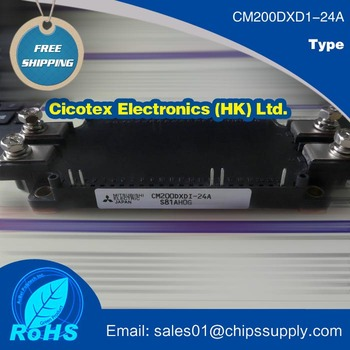 CM200DXD1-24A IGBT MODULES HIGH POWER SWITCHING USE 200A 1200V CM200DXDI-24A