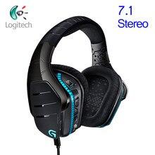 Logitech – écouteurs de jeu filaires avec réduction du bruit, 7.1, pour Windows, PS4 ou tous les joueurs, nouveauté, G633