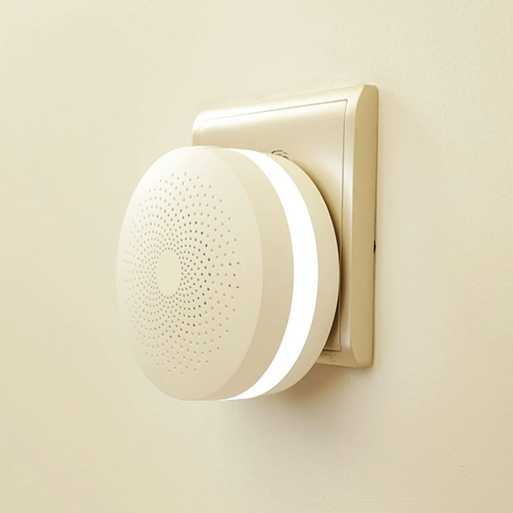 NEW For XIAOMI Multifunctional Gateway Home Work Smart Remote Control Multi-functional Gateway Wifi Network Alarm Sensor