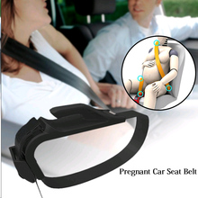 Universal Pregnant Car Seat Belt Driving Safety Comfortable Protection Cover Adjust for Women Belly Accessorie