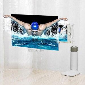 Image 5 - Téléphone Mobile universel HD Projection téléphone support écran loupe 360 degrés réglable 8/12 pouces support pour téléphone support