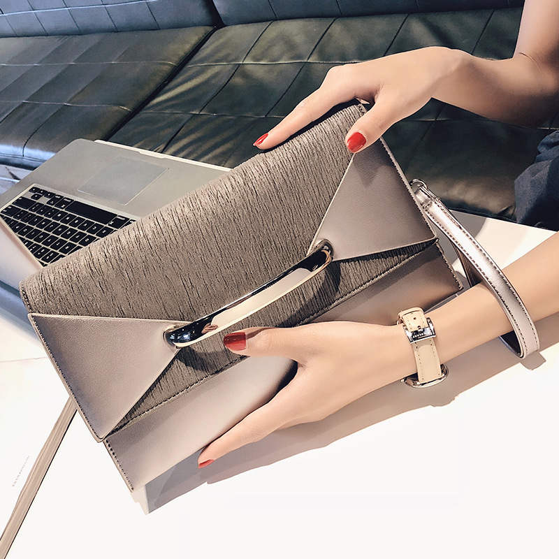 New 2019 Envelope Handbag Grab Bag Women Purses and Handbags Messenger Day Clutches Fashion Luxury