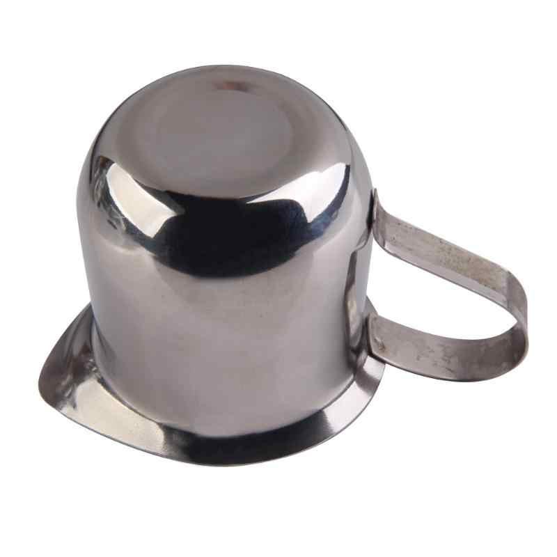 90/350/600 ミリリットルステンレス鋼起泡投手の花カップコーヒーミルクマグミルク泡立て器スケールラテアートキッチンアクセス