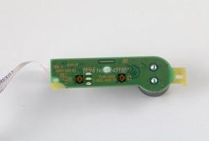 Image 3 - Placa de circuito impreso para ps4 slim, interruptor de encendido/apagado de placa de circuito impreso con Cable flexible, TSW 003 de TSW 002