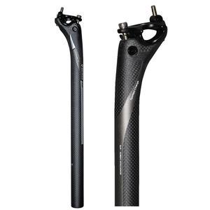 2020 The New Special 25MM 3k seatpost carbon fiber seat tube 27.2/30.8/31.6*350/400mm road bike mtb bike use