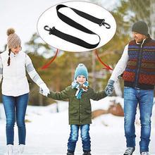 1Pc Snowboard Boot Carrier Straps,Belt on Shoulder Leash for Ice Skates Ski Skate