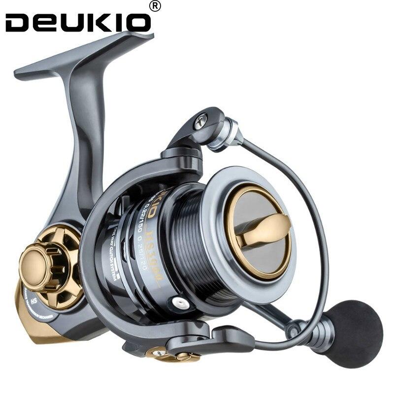High Speed Fishing Reel Tackle Max Drag 6kg 7.1:1 Spinning Reel HS2000//3000