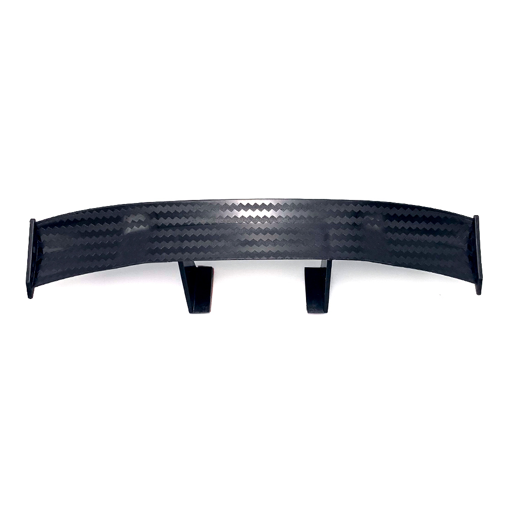Universal Car Tail Wing Carbon Cheap Spoiler Mini Auto Fiber Decoration Car-styling Auto Fiber Decoration