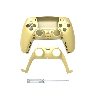 Image 4 - 8 Colors Gamepad Replacement Shell Parts for PS5 Controller Handle DIY Modified Hard Shell For  PlayStation 5 Controller