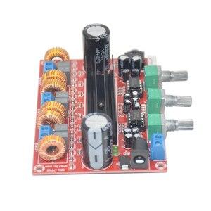 Image 2 - TPA3116D2 50Wx2+100W 2.1 Channel Digital Subwoofer Power Amplifier Board 12~24V Amplifier Boards Modules