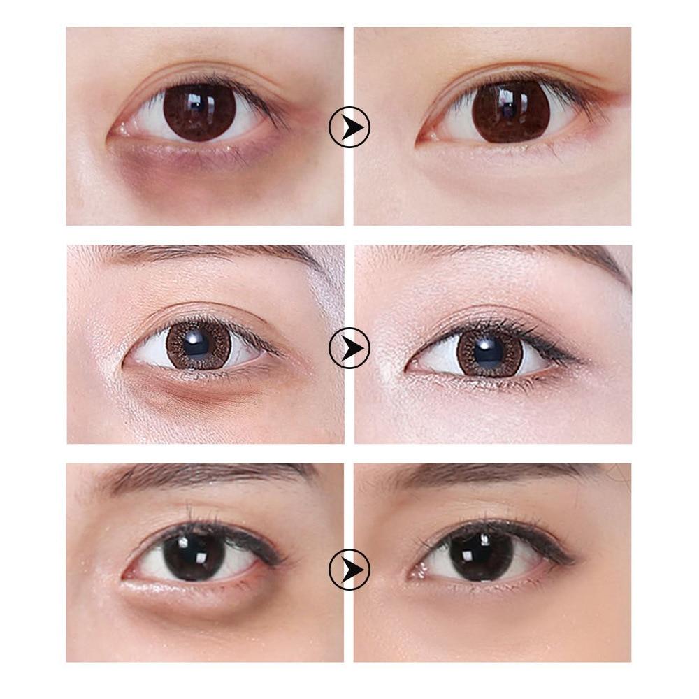 60pcs LANBENA Collagen Eye Mask Skin Firming Anti Fine Lines Puffiness Eye Patch Retinol Vitamin C Hyaluronic Acid Skin Care-3