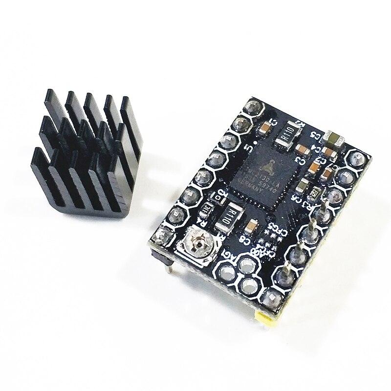 Аксессуары для 3D-принтера, драйвер шагового двигателя TMC2130 V1.1, сверхтихий привод 256, деление