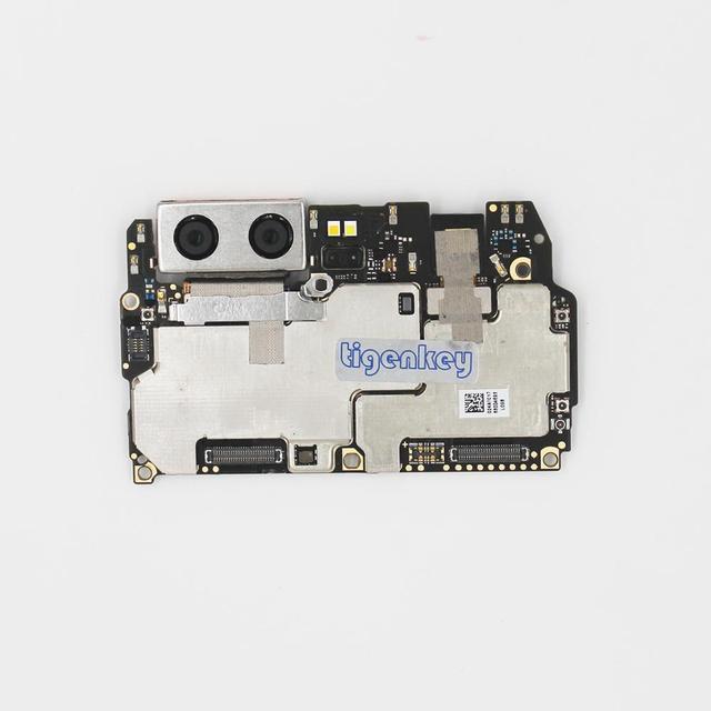 Tigenkey Original Work  Unlocked Motherboard Mainboard Main Circuits Flex Cable 4GB RAM 64GB  ROM For Huawei p10 VTR AL29