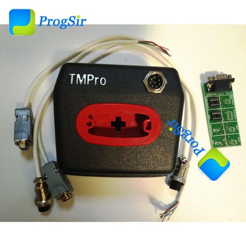 Genuine TMPro2 PIN Code Calculator Transponder Key Programmer With MC68HC805P18 Motorola Adapter