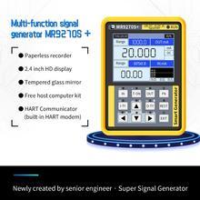 MR9270S + 4 20mA sinyal jeneratörü verici termal direnç termokupl kağıtsız kaydedici