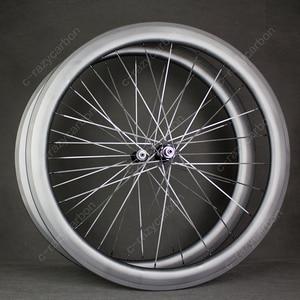 Image 4 - 2020 רכיבה על אופניים כביש פחמן אופניים גלגלים עם Bitex R13 רכזות עם קרמיקה מסבי אופניים גלגלי נימוק מכריע קידום