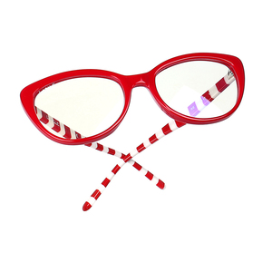 Image 4 - 2018 New Design Handmade Acetate Glasses Fashion Colors EyeWear Frames for Young Women Girls Round Luxury Spectacle Prescription