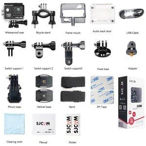 "Image 5 - Original SJCAM SJ4000 Series 1080P HD 2.0"" SJ4000 / SJ4000 WIFI Action Camera Waterproof Camera Sport DV Car Registrar"