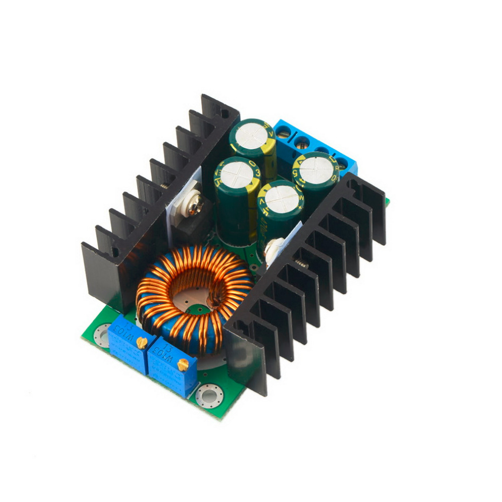 1pcs Professional Step-down Power DC-DC CC CV Buck Converter Step-down Power Supply Module 8-40V To 1.25-36V Power Module