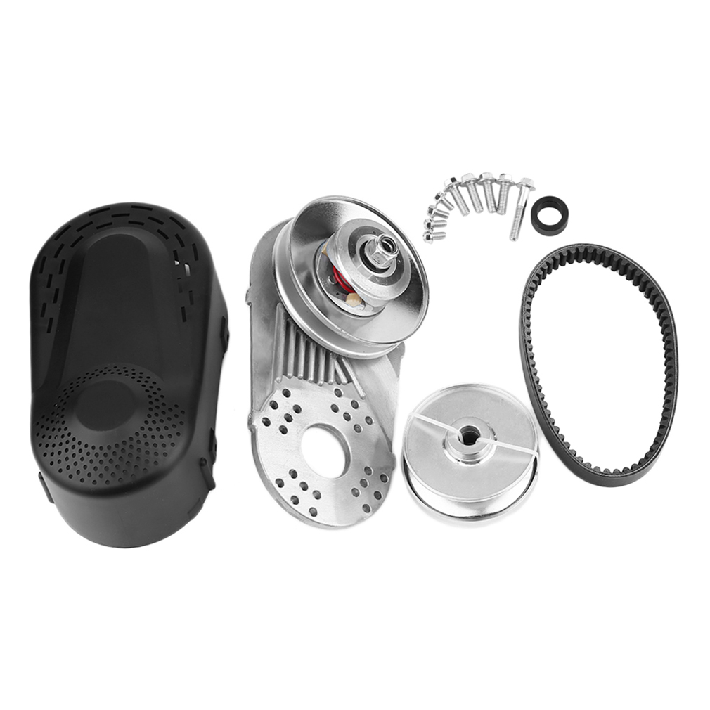 New Professional 30 Series Torques Converter High Stable Go Kart Kit Clutch 3/4inch Set 10T 40/41/420 Chain