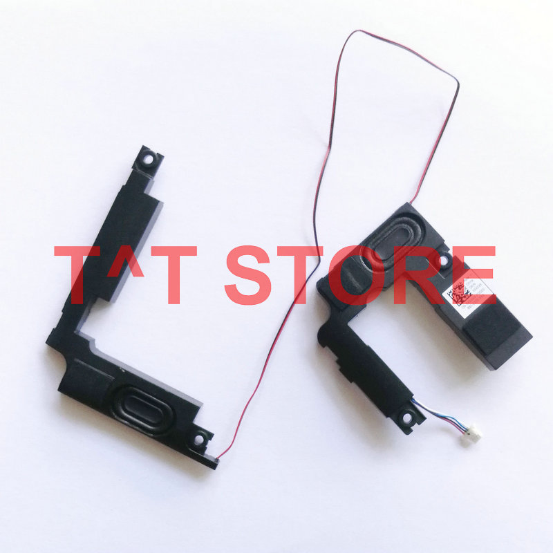 original For <font><b>Dell</b></font> INSPIRON 15 <font><b>5584</b></font> Left Right Internal AUDIO Speaker Set 023.400GT.0001 test good free shipping image