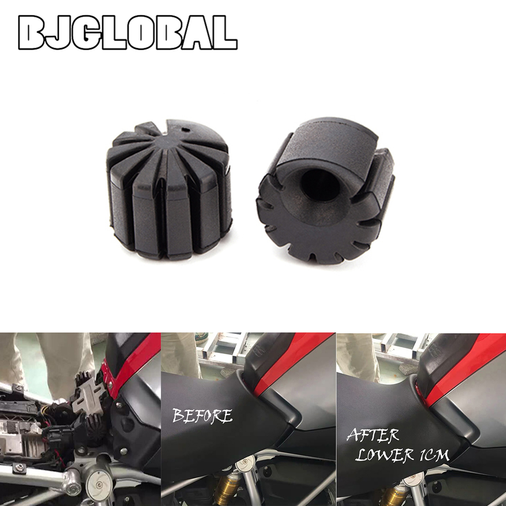 2019 Rubber Rider Seat Lowering Kit For <font><b>BMW</b></font> R1200GS <font><b>LC</b></font> R <font><b>1200</b></font> R 1250 <font><b>GS</b></font> / RT <font><b>LC</b></font> <font><b>Adventure</b></font> Adv K1600GT S1000XR K1600GT K1600 B/GT image
