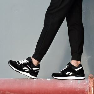 Image 4 - 高める靴エレベーターの靴高さの増加靴男性のためのインソール6センチメートル男日常生活スポーツ高さの増加の靴
