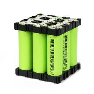 Image 2 - 12v 16.8v 25.2v 29.4vバッテリー18650電源銀行3s 4s 6s 7s電動自転車のバッテリー電気自動車スクーター30A 40A bms diyバッテリーパック