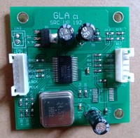 I2S Frequenz Aufstieg 192 K/24bit Bord  SRC4192 Frequenz Aufstieg Bord  DAC Upgrade Board