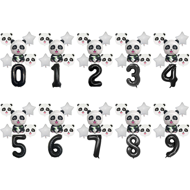 Image 3 - 1Set 32Inch Number Foil Balloon Crown Figure 0 9 Birthday Wedding Engagement Kids Birthday Party Decoration Globos Ball Supplies-in Ballons & Accessories from Home & Garden
