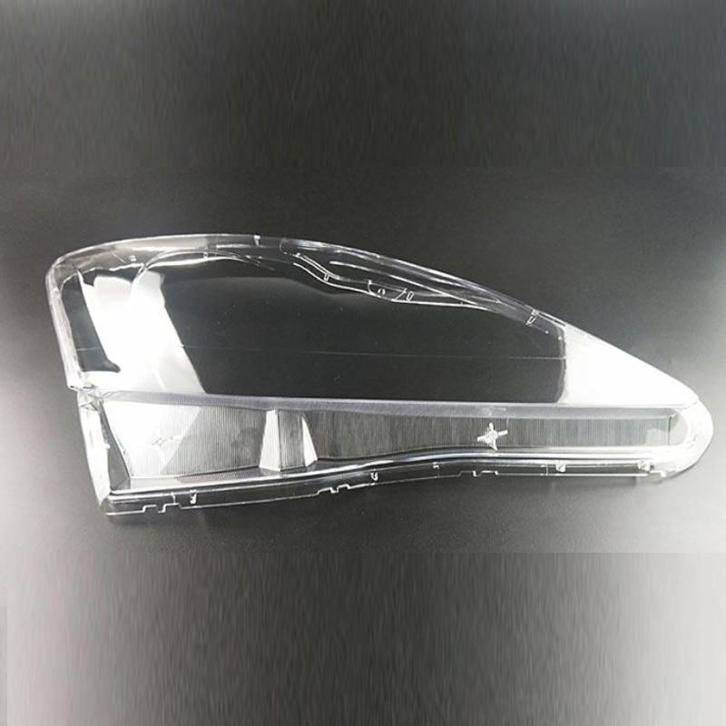 Per Lexus IS250 IS300 IS350 LENTE paralume Faro paralume Faro custodia trasparente Del Faro coperchio di plastica trasparente