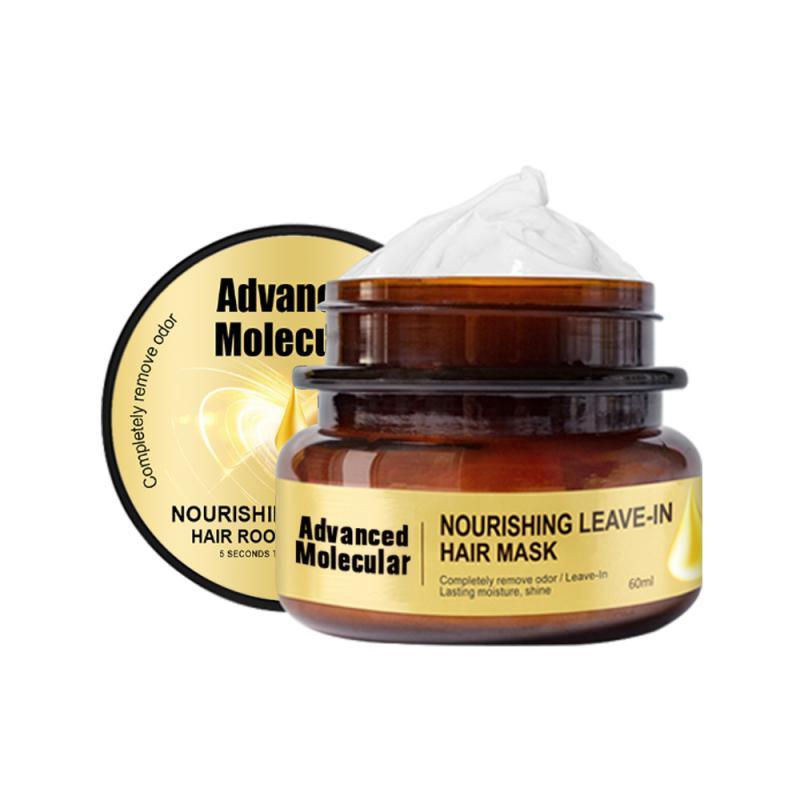 60 мл питательная маска для восстановления волос, кератиновая маска для лечения волос, крем для восстановления поврежденных волос Hai|Уход за волосами и кожей головы|   | АлиЭкспресс