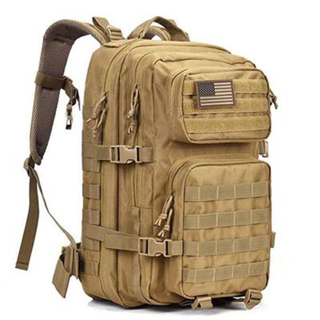 50L Large Capacity Man Tactical Backpacks Military Bags Waterproof Outdoor Sport Hiking Camping Bag Rucksack