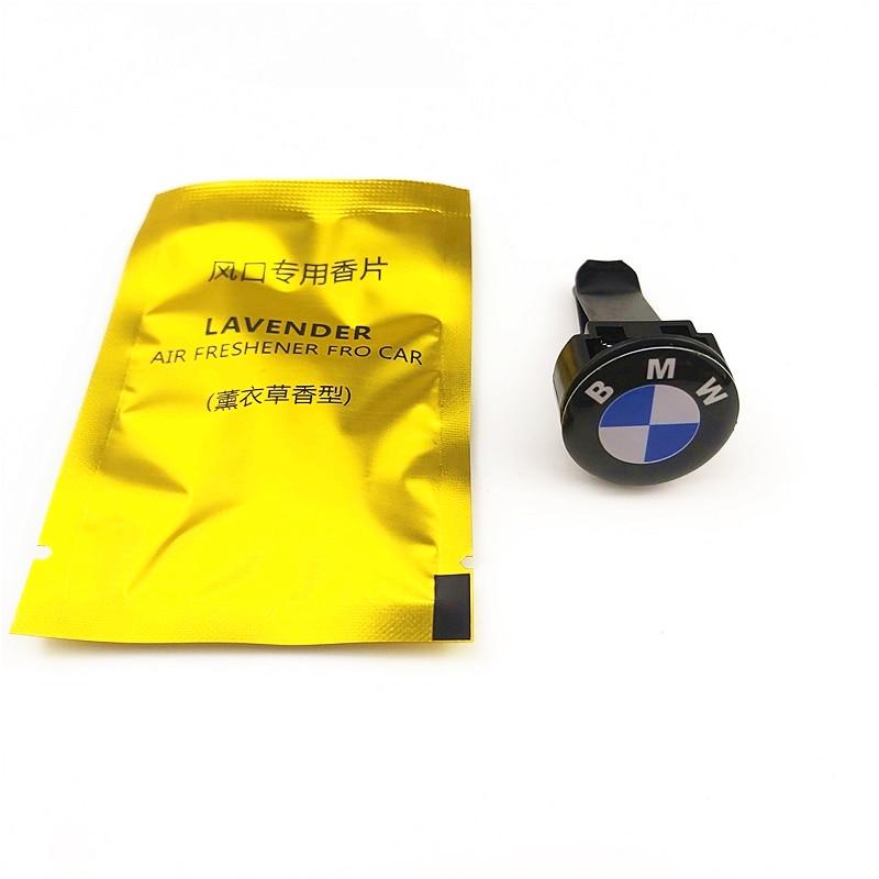 1 PCS Car Air Freshener Emblem For Bmw X1 X3 X4 X5 X6 E36 E39 E46 E90 E60 E87 E92 E30 E34 F10 F20 F30 Car Accessories