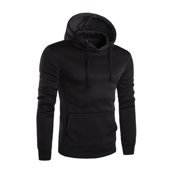 2020 new casual men's high-quality men's pullover hooded