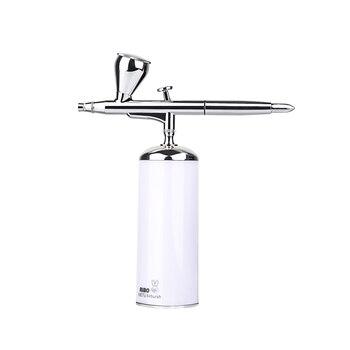 цена на Personal mini air compressor airbrush makeup airbrush kit set