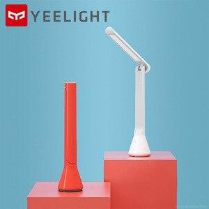 Image 1 - Originele mijia Yeelight Folding USB Oplaadbare LED Tafel Bureaulamp Dimbare