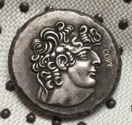 ĐỒNG TIỀN La Mã loại 21
