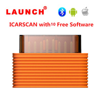 Original 2018 LAUNCH ICARSCAN wifi Diagnostic Tool for IOS Android Built in Bluetooth Batter than X431 IDIAG Easydiag