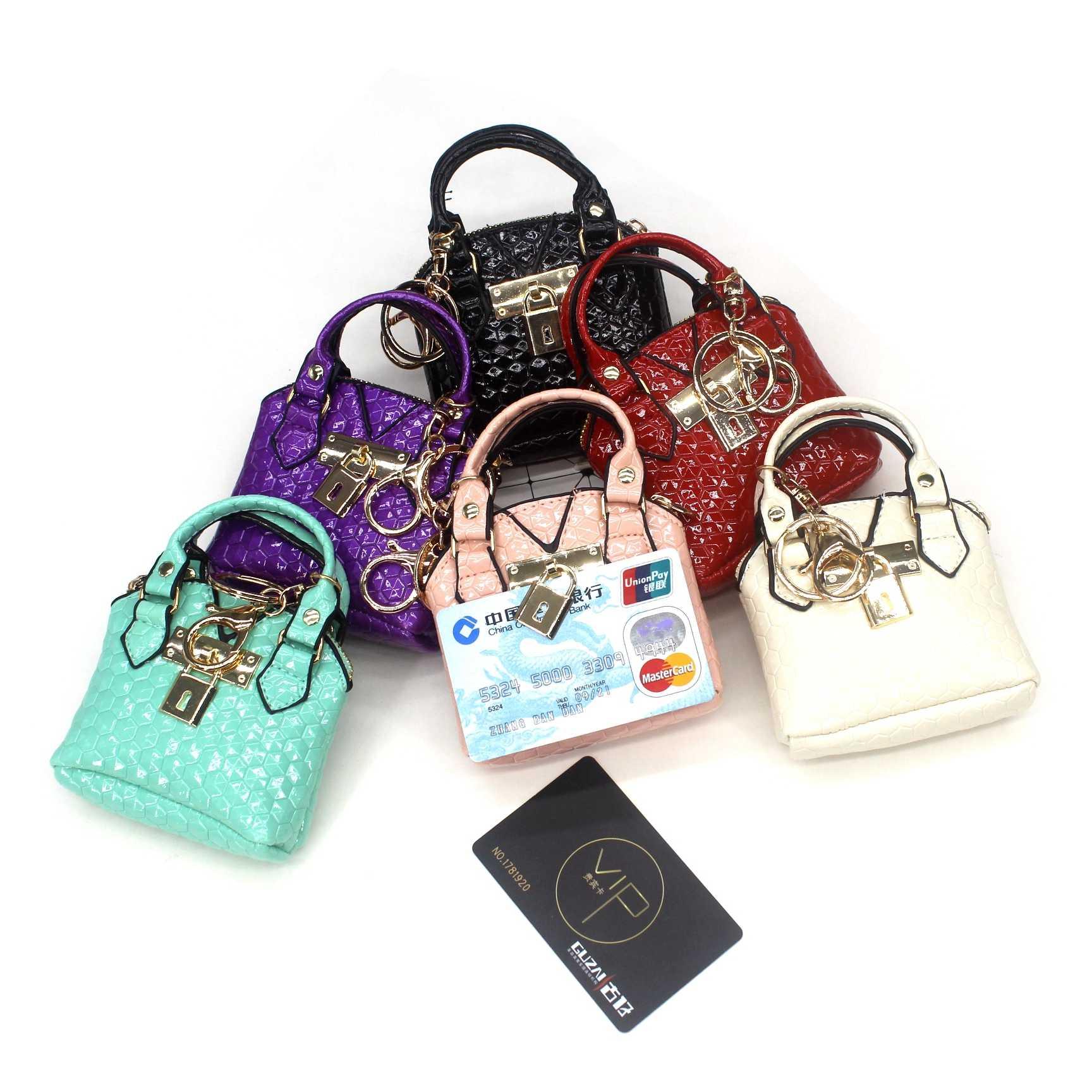 Bolsa de moedas moda bolsa de moedas modelo de bolsa de moeda feminina carteira de moeda bolsa de mudança senhoras titular do cartão chave do sexo feminino dinheiro mini bolsas bolsa