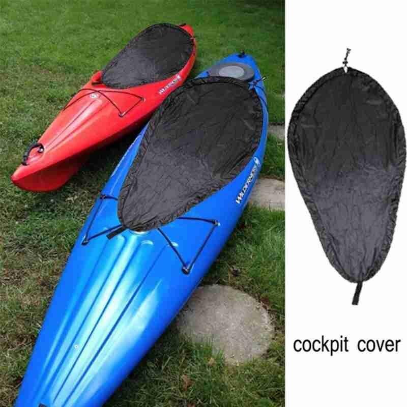 Kayak Boat Canoe Cockpit Sunscreen Seat Cover Seal Blocking Protector T