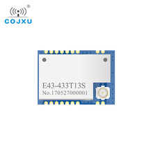 E43 433T13S 433MHz RSSI Transceiver moduł SMD 13dBm IPEX UART 433 mhz niskie zużycie energii nadajnik odbiornik