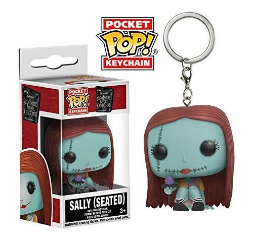 FUNKO POP брелок Marvel странные вещи Капитан Америка Сейлор Мун Игра престолов малефисент с коробкой - Цвет: SALLY